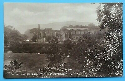 £2.99 • Buy Postcard  Bolton Abbey From Hartington Seat  Frith's Series  Unposted