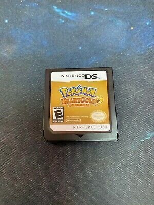 $80 • Buy Pokemon: HeartGold Version (DS, 2010) Authentic And Tested