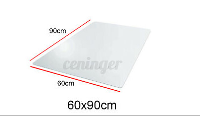AU24.69 • Buy Home Office PVC Chairmat Chair Mat For Carpet Hard Floor Protector Computer Work
