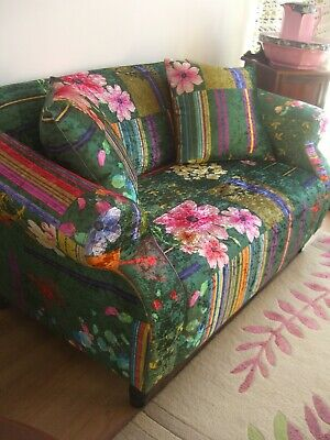 £350 • Buy Lovely New Sofa Patchwork