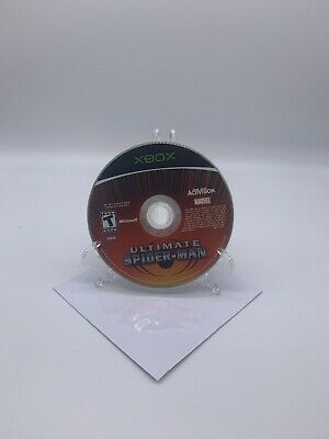 £10.23 • Buy Ultimate Spider-Man (Microsoft Xbox) - Disc Only - Tested & Working