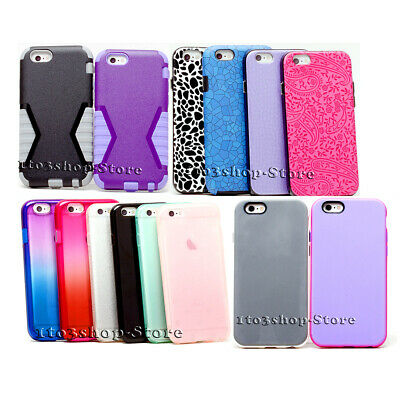 AU9.65 • Buy For IPhone 6 & IPhone 6s Case Shockproof Hard Snap Cover