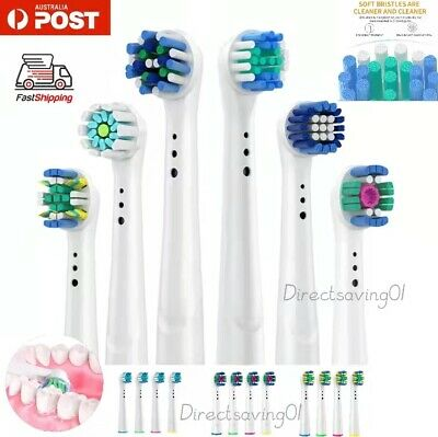 AU18.59 • Buy 20/24pc Replacement Electric Toothbrush Heads Compatible Oral B Tooth Brush Head