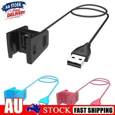 AU10.09 • Buy USB Charging Cable Standard Wall Car Charger Cable For Fitbit Charge 2