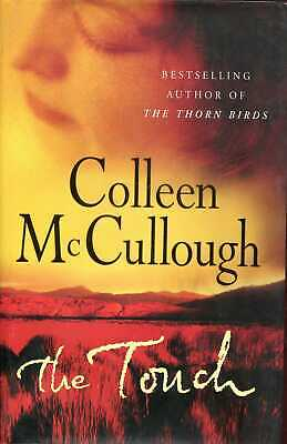 £9.65 • Buy McCullough, Colleen THE TOUCH Hardback BOOK