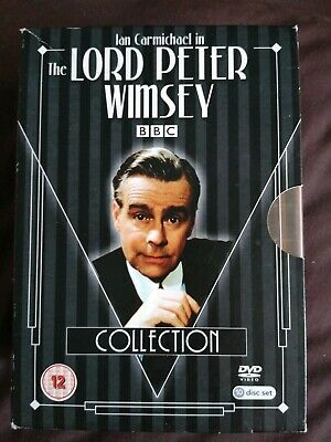 £34.95 • Buy The Lord Peter Wimsey Collection Dvd Boxset BBC Ian Carmichael