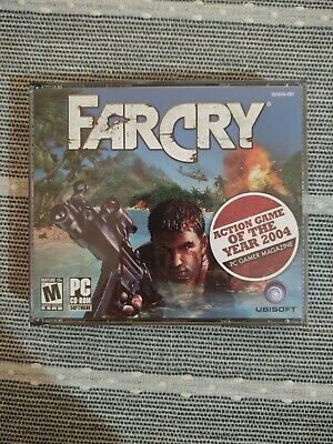 AU17.35 • Buy Far Cry By Ubisoft - PC CD-ROM Game - 5 Discs - 2004 Game Of The Year