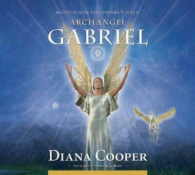 £8.30 • Buy Meditation To Connect With Archangel Gabriel: Audio CD (Angels & Archangels) By
