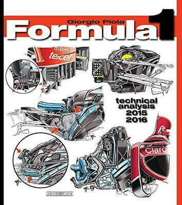 £25.48 • Buy Formula 1 2015/16: Technical Analysis (Formula 1 World Championship Yearbook) By