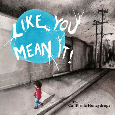 AU0.01 • Buy 1 CENT CD The California Honeydrops – Like You Mean It! / DISC SIGNED