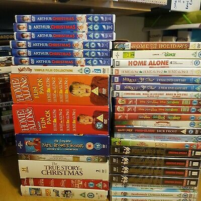 £3.99 • Buy Christmas Dvds - Various Titles - Multi Purchase Discount - Free Postage