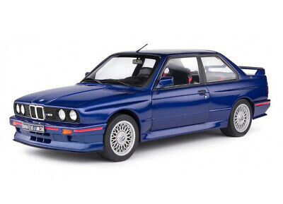 AU96.41 • Buy Bmw M3 E30 2dr Coupe Blue 1:18 Scale Nice Model Classic Diecast Boxed New Item