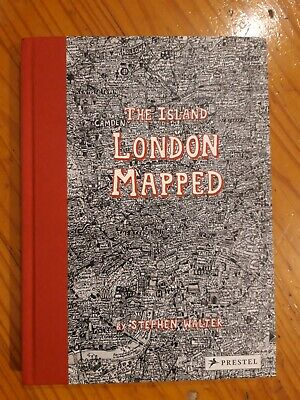 £20 • Buy Island: London Mapped By Stephen Walter (Hardcover, 2015)