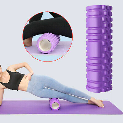 AU16.99 • Buy 1 Pcs Foam Muscle Roller Trigger Point Deep Tissue Massage Tool For Womens Mens