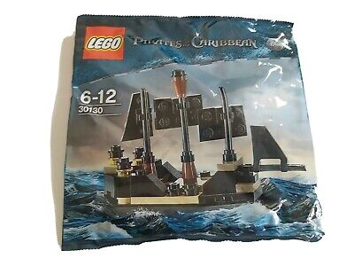 £9.50 • Buy Brand New Lego Pirates Of The Caribbean Black Pearl 30130 Retired Rare 47 Pc