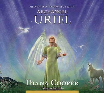 £8.73 • Buy Meditation To Connect With Archangel Uriel: Audio CD (Angels & Archangels) By Di