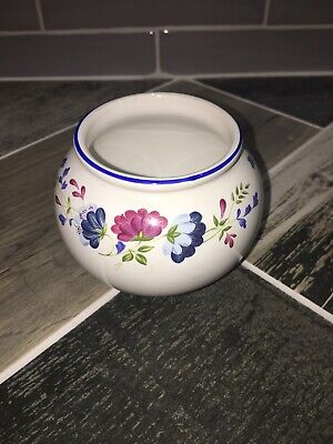 £1.49 • Buy Bhs Priory Open Sugar Jam Pot Bowl Very Good Condition