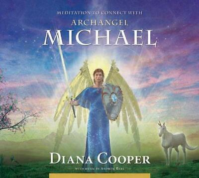 £8.29 • Buy Meditation To Connect With Archangel Michael: Audio CD (Angels & Archangels) By