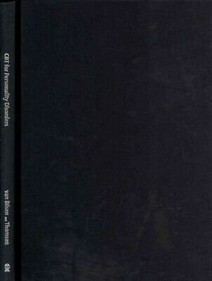 £80.02 • Buy CBT For Personality Disorders, Hardcover By Van Bilsen, Henck; Thomson, Brian...
