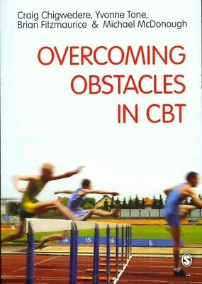 £30.31 • Buy Overcoming Obstacles In CBT, Paperback By Chigwedere, Craig; Tone, Yvonne; Fi...