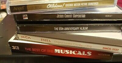 £2.99 • Buy Musicals, Opera, Soundtracks, - Various Cds - Multi Purchase Discount Freepot