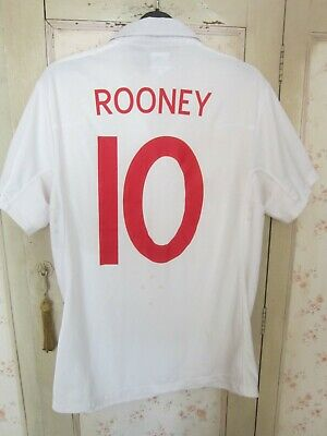 £14.99 • Buy Wayne Rooney England Football Shirt,south Africa World Cup,size 40 Derby County