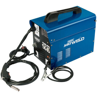 £149.99 • Buy Draper 16057 230V Gas/Gasless Turbo MIG Welder 100A Variable Wire Speeds