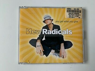 £2.95 • Buy You Get What You Give (CD Single), New Radicals 1998