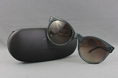 £144.22 • Buy Oliver Goldsmith Clear Teal Plastic Brown Gradient Lens Balko Anchor Sunglasses