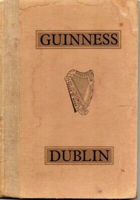 £4.99 • Buy Ireland: Guinness Dublin Brewery Local History (1952) Brewing Beer