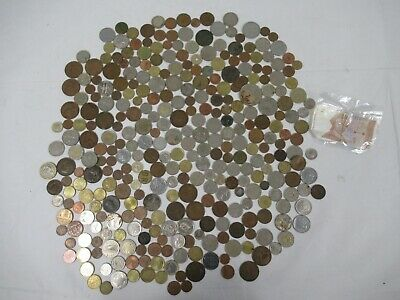 £27 • Buy Foreign & Domestic Coins & Cash Old & New 1.8KG C1333