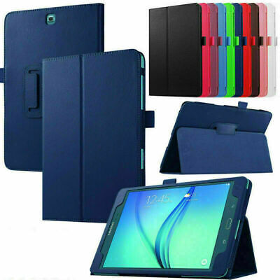 AU18.37 • Buy Leather Cover Case For Samsung Galaxy Tab A 7.0 8.0 9.7  10.1  10.5  Inch Tablet