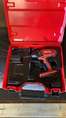 £350 • Buy Hilti Tool Body With Case With Bit Set.