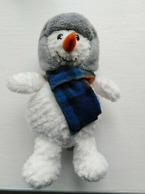 £5 • Buy Vintage Tesco Chilly And Friends Medium Snowman With Hat/scarf NEVER PLAYED WITH