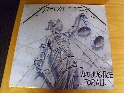 £5 • Buy Metallica - And Justice For All - Double Lp / Album - See Description