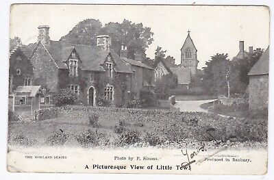 £3.50 • Buy .Little Tew  Village,Chipping Norton,Oxfordshire.postal Used 1908 Postcard
