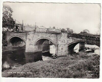 £1.85 • Buy A Frith's Real Photo Post Card Of The Old Bridge, Felton. Northumberland