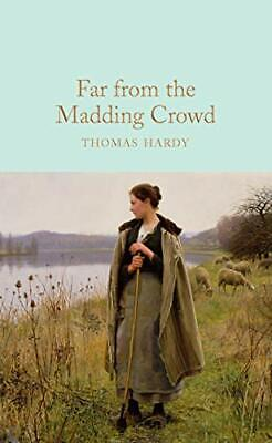 £8.29 • Buy Far From The Madding Crowd (Macmillan Collector's Library) By Hardy, Thomas, NEW