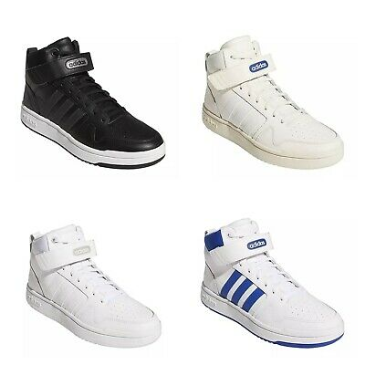 $77.99 • Buy Adidas Postmove Mid High Top Men's Casual And Basketball Sneakers Shoes
