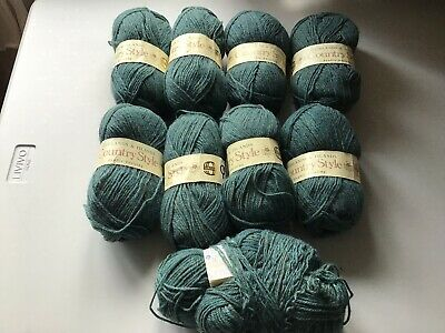 £4 • Buy Sirdar Country Style Double Knitting 9x50g  Lovat