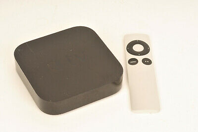 AU73.54 • Buy Apple TV 3rd Generation HD Media Streamer A1469 With Remote & HDMI Cable #233B
