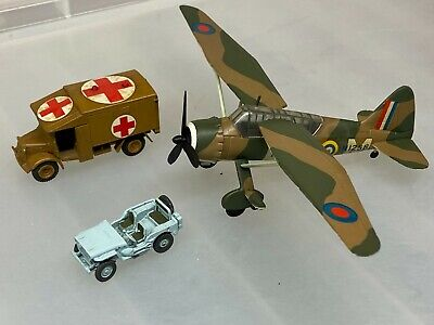 £6 • Buy Westland Lysander & RAF Vehicles, 1/72, Built & Finished For Display, Very Good.