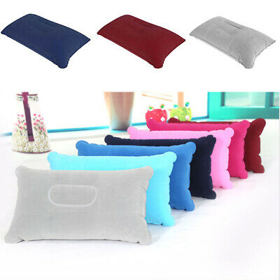AU4.10 • Buy Car Bed Square Hiking Camping Rest Flocking Cushion Inflatable Air Pillow