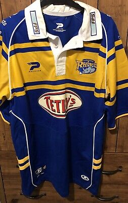 £30 • Buy Vintage Leeds Rhinos Rugby League Home Shirt Special Barry McDermitt