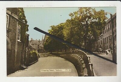 £6.99 • Buy Tty 55 Frith Postcard - Chipping Street, Tetbury - Gloucestershire
