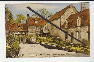 £6.99 • Buy Lhd 30 Frith Postcard - Little Faringdon Mill And Cottage, Lechlade On Thames