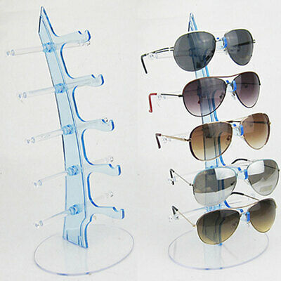 AU13.79 • Buy 5 Pair Show Plastic Sunglasses Counter Rack Glasses Display Stand Holder