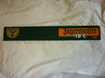 £9.99 • Buy New Jagermeister Stag Minus 18 C Large Bar Rubber Shot Runner Home Bar Pub Club