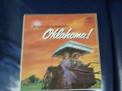 £1.50 • Buy Oklahoma - Rodger's And Hammerstein's Film Soundtrack LP