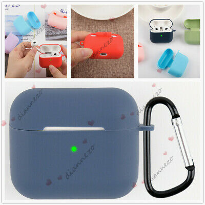 AU8.99 • Buy For Apple Airpods 3rd Generation 2021 Shockproof Silicone Case Cover W/ Keychain